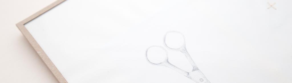 Detalle de ilustración. Exposicion Cara de Nance en Do Design