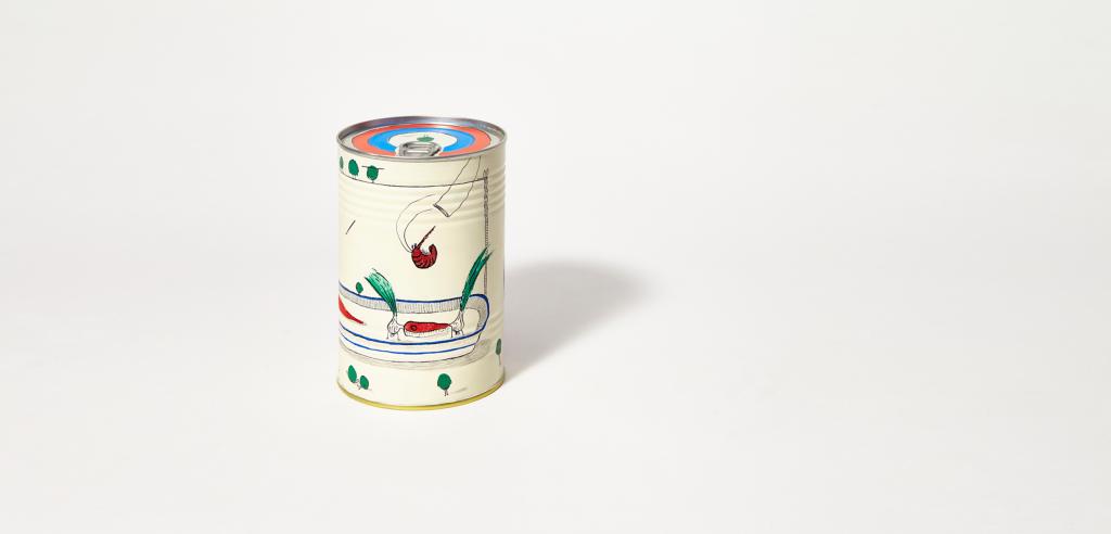 Trabajo desarrollado por Saveria Casaus para la exposición Flic con Arte Diez.