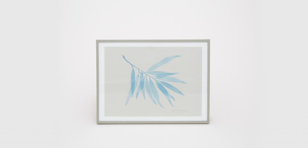 Ilustración enmarcada parte de la exposición Cara de Nance en Do Design por Saveria Casaus