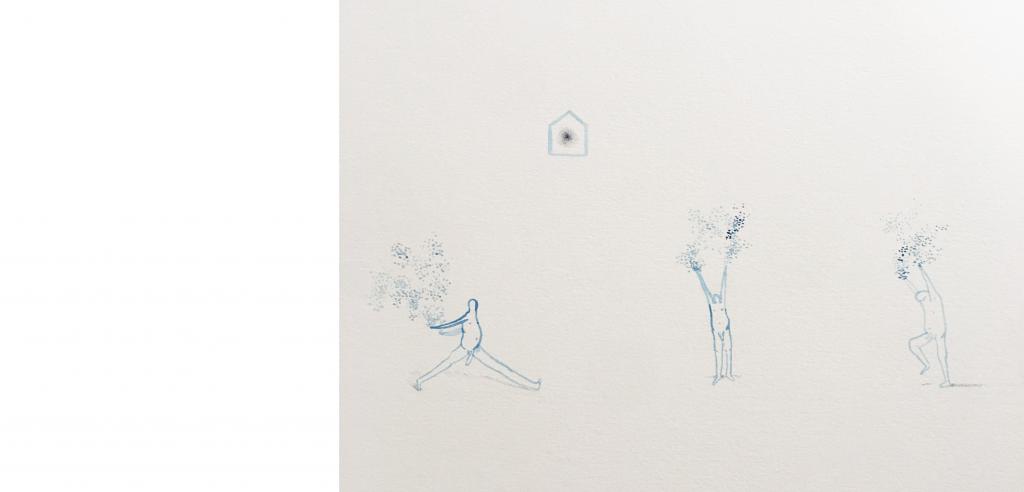Entre Pitos y Flautas - Ilustraciones inspiradas en el refrán español de Saveria Casaús Carchella.