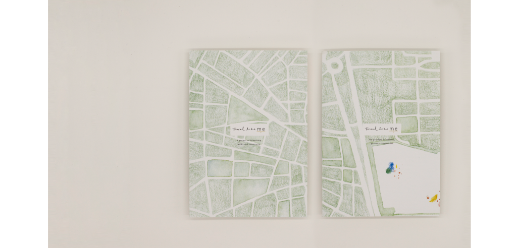 Art direction, design, illustration, layout design and packaging for Travel Like ME City Guides, Madrid.