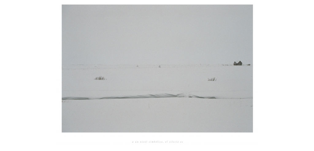 Silence by Saveria Casaús Carchella  A photographic project that happened while searching for places where silence reigns and one may mend the road from head to heart. Shot in Iceland and Croatia.
