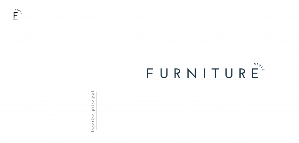 Corporate iD for Furniture Store in Madrid, Spain by Saveria Casaus