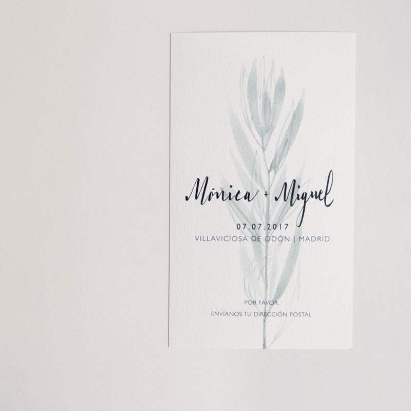 Diseño, ilustración y lettering para suite de boda por Saveria Casaús Carchella.